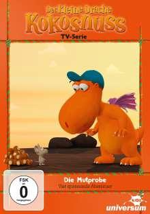 Der kleine Drache Kokosnuss DVD 11: Die Mutprobe, DVD