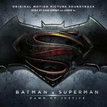 Hans Zimmer & Junkie XL: Filmmusik: Batman v Superman: Dawn Of Justice, CD