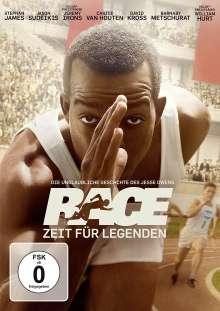 Race - Zeit für Legenden, DVD
