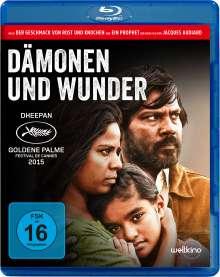 Dämonen und Wunder (Blu-ray), Blu-ray Disc