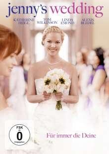 Jenny's Wedding, DVD