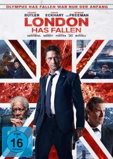 London Has Fallen, DVD