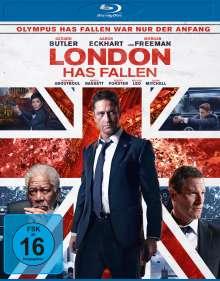 London Has Fallen (Blu-ray), Blu-ray Disc