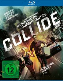 Collide (Blu-ray), Blu-ray Disc