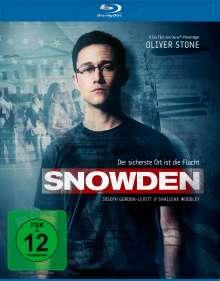 Snowden (Blu-ray), Blu-ray Disc