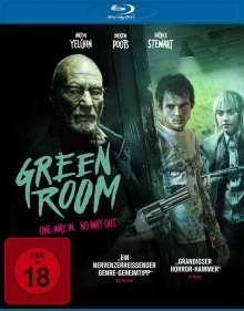 Green Room (Blu-ray), Blu-ray Disc