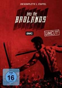 Into the Badlands Staffel 1, 3 DVDs