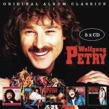 Wolfgang Petry: Original Album Classics - (2nd Edition), 5 CDs