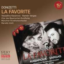 La Favorita (in französischer Sprache), 2 CDs