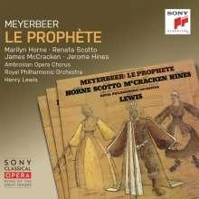 Giacomo Meyerbeer (1791-1864): Le Prophete, 3 CDs
