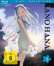 AnoHana Vol. 2 (Blu-ray), Blu-ray Disc
