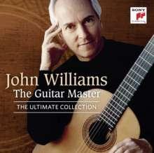 John Williams - The Guitar Master, 2 CDs