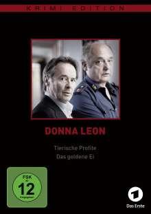 Donna Leon: Tierische Profite / Das goldene Ei, DVD