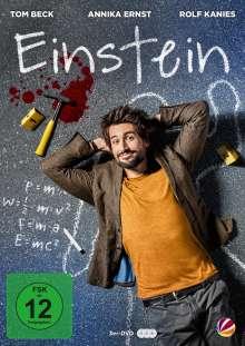Einstein Staffel 1, 3 DVDs