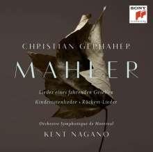Gustav Mahler (1860-1911): Lieder eines fahrenden Gesellen, CD