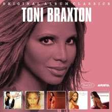Toni Braxton: Original Album Classics, 5 CDs