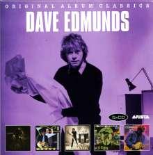 Dave Edmunds: Original Album Classics, 5 CDs