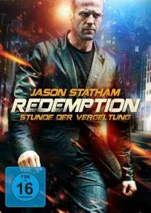 Redemption (2013), DVD