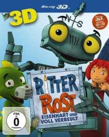 Ritter Rost (2012) (2D & 3D Blu-ray), Blu-ray Disc