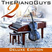 The Piano Guys: The Piano Guys 2 (Deluxe-Edition), 1 CD und 1 DVD