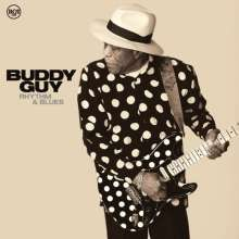 Buddy Guy: Rhythm & Blues, 2 LPs