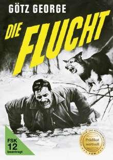 Die Flucht (Mensch und Bestie), DVD