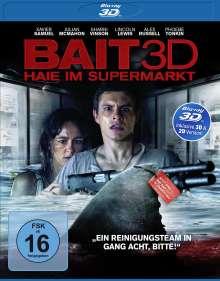 Bait - Haie im Supermarkt (2D & 3D Blu-ray), Blu-ray Disc