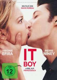 It Boy, DVD