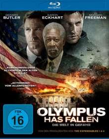 Olympus Has Fallen (Blu-ray), Blu-ray Disc