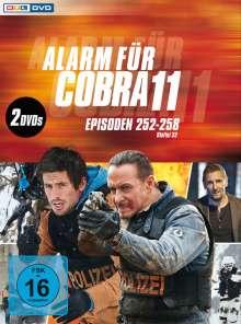 Alarm für Cobra 11 Staffel 32, 2 DVDs