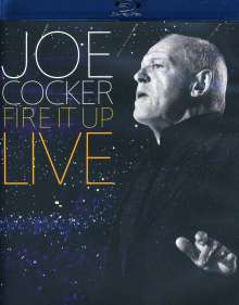 Joe Cocker: Fire It Up: Live 2013, Blu-ray Disc