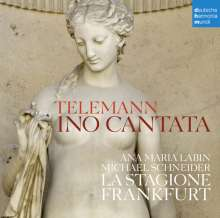 "Georg Philipp Telemann (1681-1767): Kantate TWV 20:41 ""Ino"", CD"