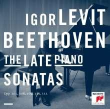 Ludwig van Beethoven (1770-1827): Klaviersonaten Nr.28-32, 2 CDs