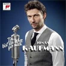 Jonas Kaufmann - Du bist die Welt für mich, CD