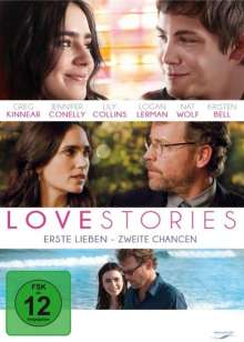 Love Stories, DVD