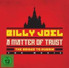 Billy Joel: A Matter Of Trust: The Bridge To Russia: The Concert, 2 CDs und 1 DVD