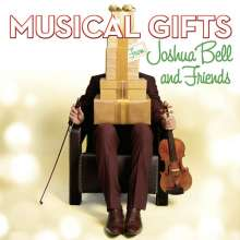 Joshua Bell and Friends - Musical Gifts, CD