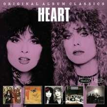 Heart: Original Album Classics, 5 CDs