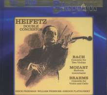 Jascha Heifetz - Double Concertos (Ultra-HD-CD), CD