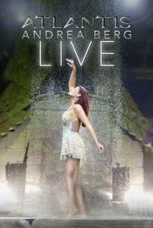 Andrea Berg: Atlantis - Live, 2 DVDs
