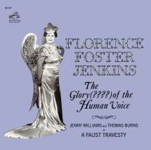 Florence Foster Jenkins - The Glory (???) of the Human Voice, CD