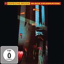 Depeche Mode: Black Celebration (CD + DVD), 1 CD und 1 DVD