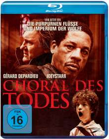 Choral des Todes (Blu-ray), Blu-ray Disc