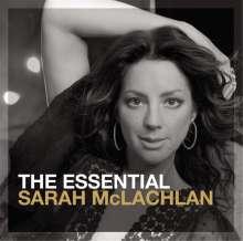 Sarah McLachlan: The Essential Sarah McLachlan, 2 CDs