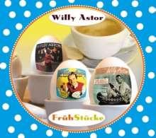 Willy Astor: FrühStücke, 3 CDs