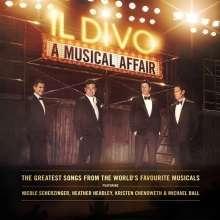 Il Divo: A Musical Affair, CD