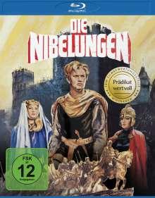 Die Nibelungen (1967) (Blu-ray), Blu-ray Disc