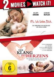 P.S. Ich liebe Dich / Der Klang des Herzens, 2 DVDs