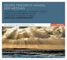 Georg Friedrich Händel (1685-1759): Der Messias (Ausz.), CD