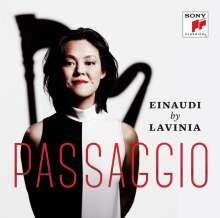 Ludovico Einaudi (geb. 1955): Passaggio - Werke für Harfe, CD